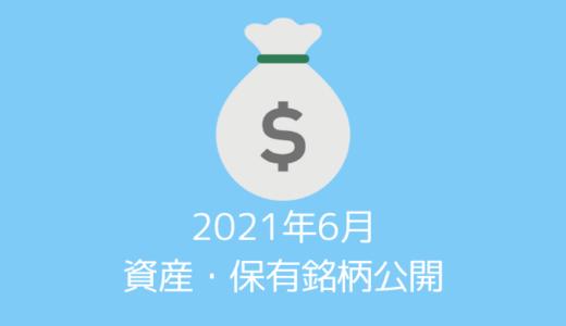 【資産・保有銘柄公開】20代夫婦の2021年6月時点の資産すべてを公開